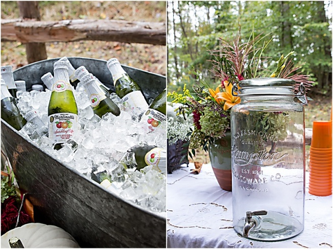 Martinelli's Sparkling Ciders on Ice!